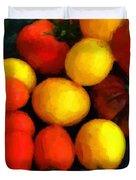 Tomatoes Matisse Duvet Cover