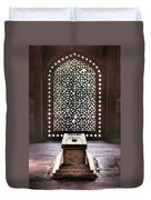 Tomb At The Humayun Temple Complex Duvet Cover