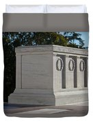 Tomb Of The Unknown Soldier, Arlington Duvet Cover by Terry Moore