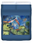 Tom's Pond Duvet Cover