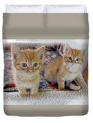 Too Cute Duvet Cover