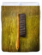 Tools On Wood 52 Duvet Cover