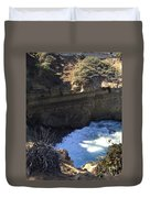 Top Of The Cove Duvet Cover
