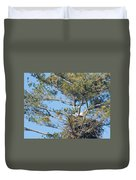 Top Of The Pine Duvet Cover