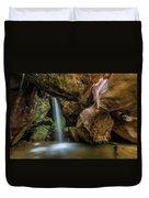 Topanga Grotto Duvet Cover