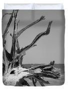 Toppled Tree Duvet Cover