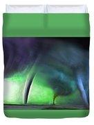 Tornado Storm 1 - Collage Duvet Cover