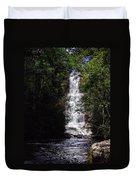Toron Falls Duvet Cover