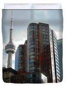 Toronto 1 Duvet Cover