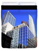Toronto 12 Duvet Cover