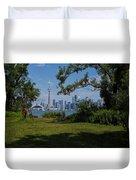Toronto  Duvet Cover