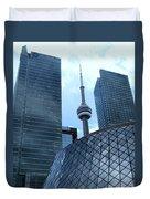 Toronto Soaring Duvet Cover