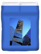 Torre Mare Nostrum - Torre Gas Natural Duvet Cover