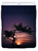 Torrey Pines Twinkle Twinkle Duvet Cover