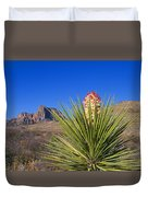 Torrey Yucca Duvet Cover