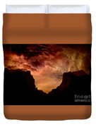 Total Surrender Duvet Cover
