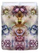 Totemic Isotropy Duvet Cover