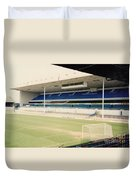 Tottenham - White Hart Lane - East Stand 4 - April 1991 Duvet Cover