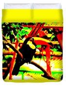 Toucan Tourcanna Duvet Cover