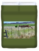 Touch Down Duvet Cover