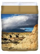 Touch Of A Rainbow Duvet Cover