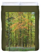 Touch Of Autumn Duvet Cover