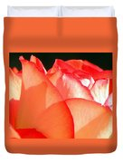 Touch Of Rose Duvet Cover