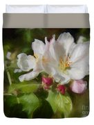 Touch Of Spring Duvet Cover