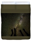 Touchdown Duvet Cover by T Brian Jones