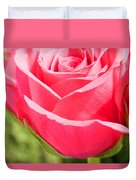 Touched  By The Sun Duvet Cover