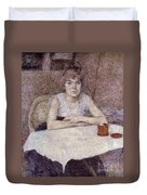Toulouse-lautrec: Powder Duvet Cover