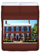 Tousey House Duvet Cover