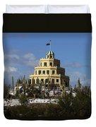 Tovrea's Castle Phoenix Duvet Cover