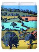 Towards Ledbury II Duvet Cover
