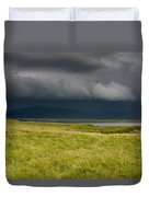 Towards Vatnajokull Duvet Cover