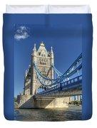 Tower Bridge 2 Duvet Cover