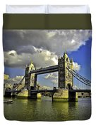 Tower Bridge I Duvet Cover