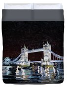 Tower Bridge Duvet Cover