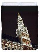 Brussels Tower Light Duvet Cover