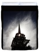 Tower Of Babel Duvet Cover