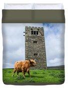 Tower Of Joy Duvet Cover