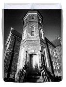 Towering Grace Duvet Cover