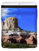 Towering Duvet Cover