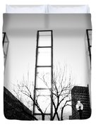 Towers Duvet Cover