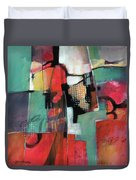 Town And Country Duvet Cover