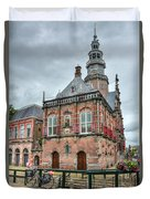 Town Hall Duvet Cover