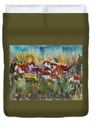 Town To Country Duvet Cover