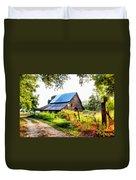 Townville Barn Duvet Cover