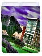 Towson Tigers Duvet Cover
