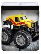 Toy Monster Truck Duvet Cover